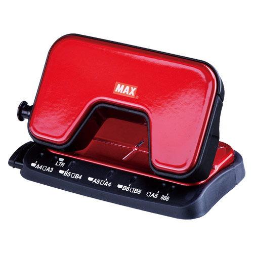 マックス スクーバパンチ 小 レッド DP-15T/R