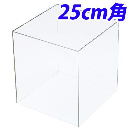 クルーズ アクリルボックス 5面体 25cm角 AB-250
