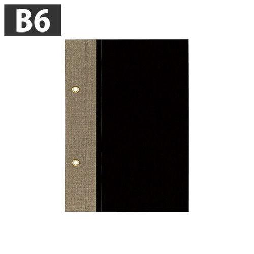 コクヨ 綴込表紙 B6タテ ツ-5