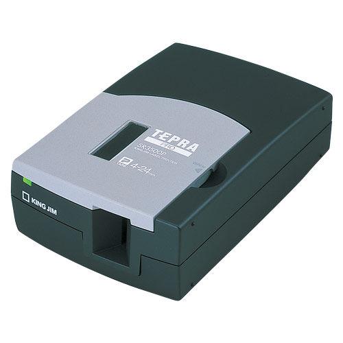 キングジム ラベルライター テプラPRO PC接続用ラベルプリンター SR3500P