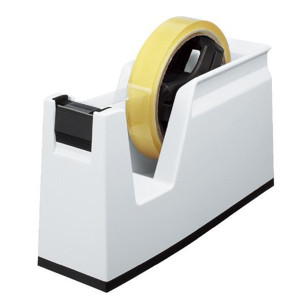コクヨ テープカッター カルカット ホワイト T-SM100W
