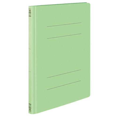 コクヨ フラットファイルS ストロング A4タテ グリーン 10冊 フ-VS10G