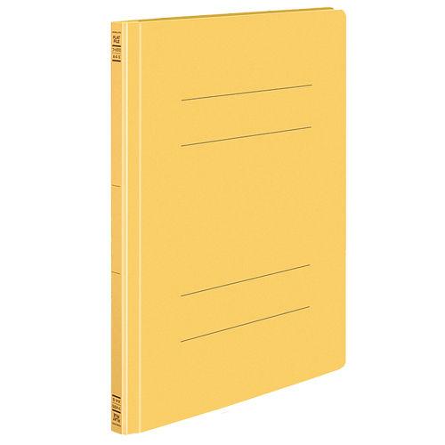 コクヨ フラットファイルS ストロング A4タテ イエロー 10冊 フ-VS10Y