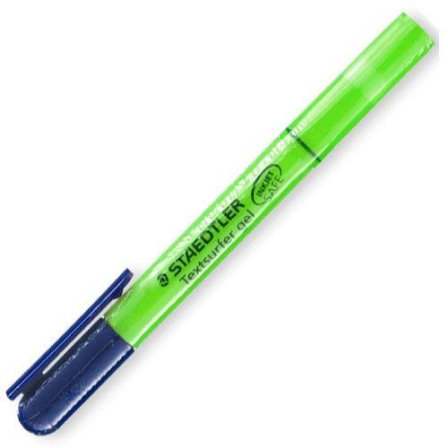 ステッドラー 蛍光ペン テキストサーファーゲル グリーン 264-5PB グリーン