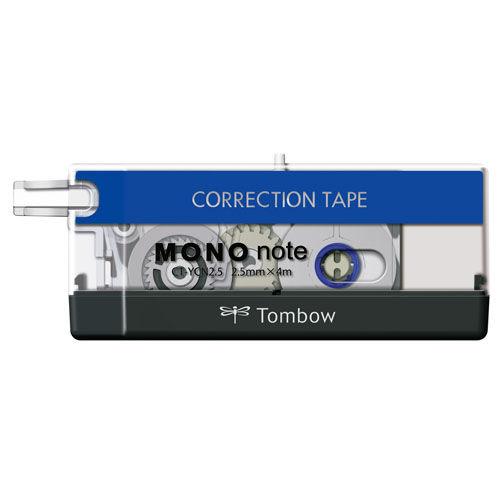 トンボ鉛筆 修正テープ モノノート モノ柄 CT-YCN2.5