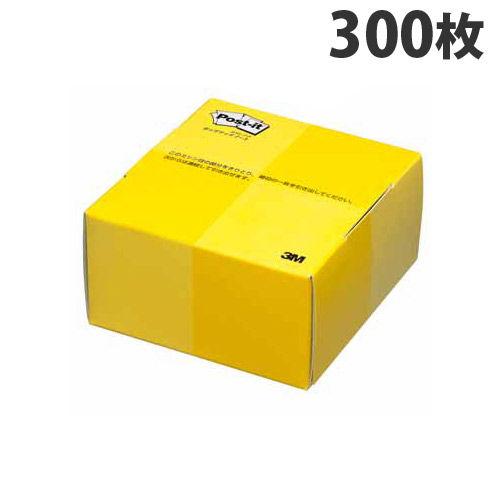 3M ボストイット ポップアップノート 紙箱入り イエロー 300枚 POP-300Y