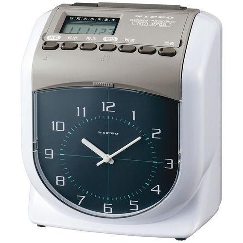 ニッポー 電子タイムレコーダー NTR-2700