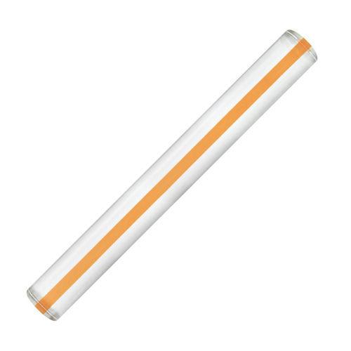 共栄プラスチック カラーバールーペ 21cm イエロー CBL-1000-Y