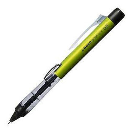 トンボ鉛筆 モノグラフワン シャープペンシル ライム DCD-121C