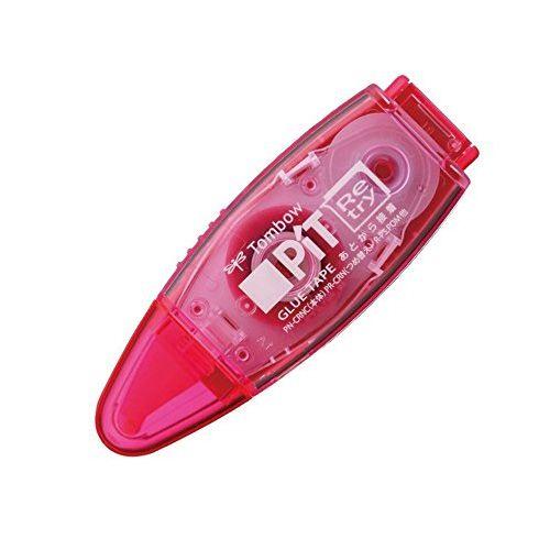 トンボ鉛筆 テープのり ピットリトライ CN ベリー PN-CRNC80