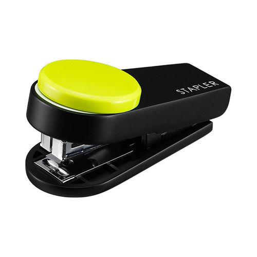 マックス ホッチキス カラーギミック ライトグリーン HD-10XS/LG