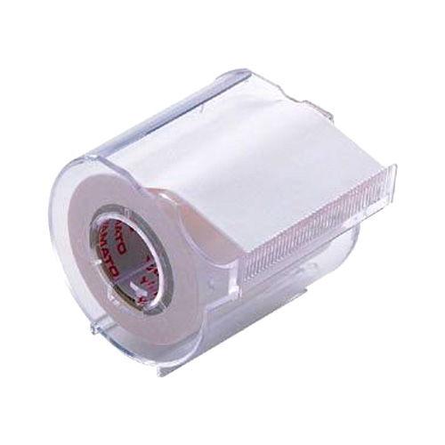 ヤマト メモックロールテープ 50mm 白 NOR-50CH-5