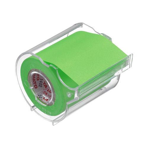 ヤマト メモックロールテープ 50mm ライム RK-50CH-LI