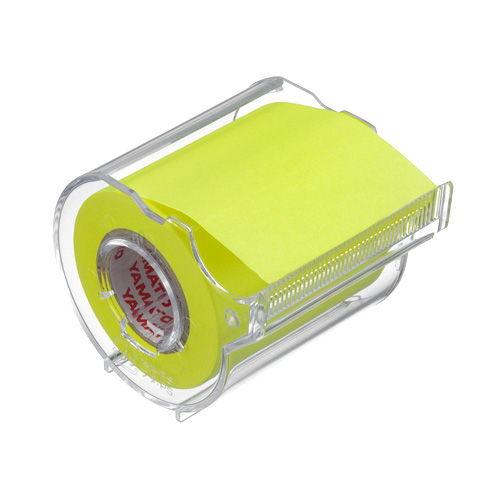 ヤマト メモックロールテープ 50mm レモン RK-50CH-LE