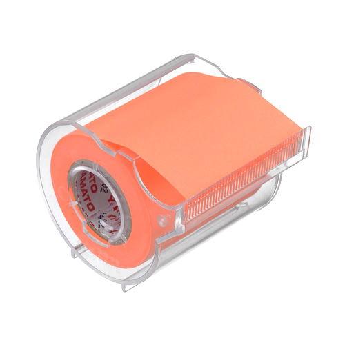 ヤマト メモックロールテープ 50mm オレンジ RK-50CH-OR
