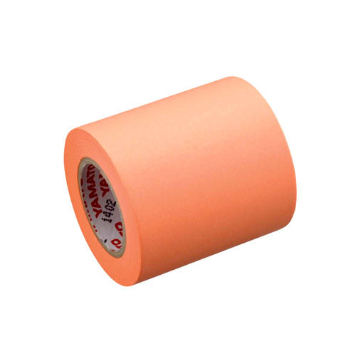 ヤマト メモックロールテープ 詰替用 50mm×10m オレンジ RK-50H-OR