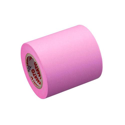 ヤマト メモックロールテープ 詰替用 50mm×10m ローズ RK-50H-RO