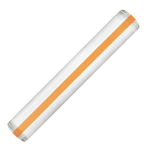 共栄プラスチック カラーバールーペ 15cm 黄 CBL-700-Y