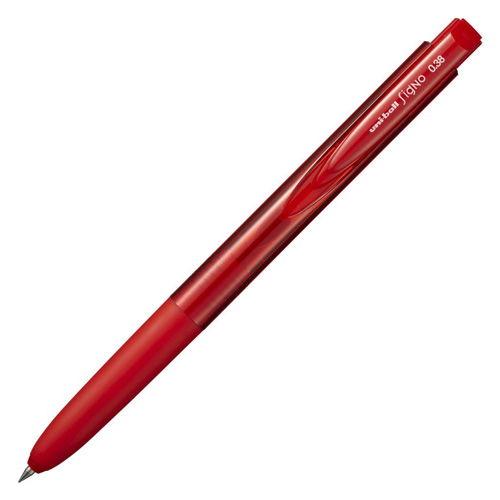 三菱鉛筆 水性ボールペン ユニボールシグノ RT1 0.38mm 赤 UMN-155-38