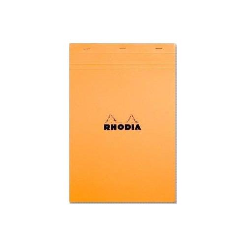 ロディア メモ帳 ブロックロディア No.18 オレンジ cf18200