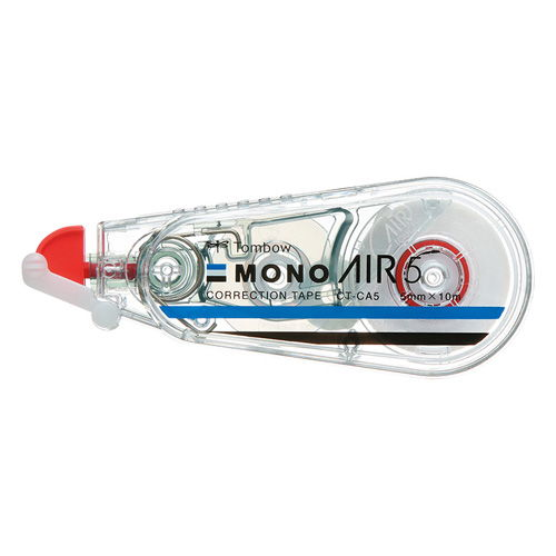 トンボ鉛筆 修正テープ モノエアー 使いきりタイプ 5mm CT-CA5