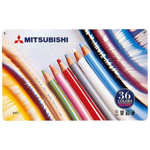 三菱鉛筆 色鉛筆880 36色セット K88036CP