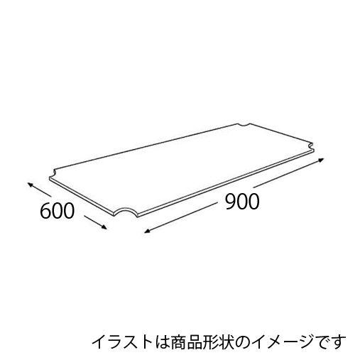 エレクター メタルラック ワイヤーシェルフ用アクリル板 H2436AB1