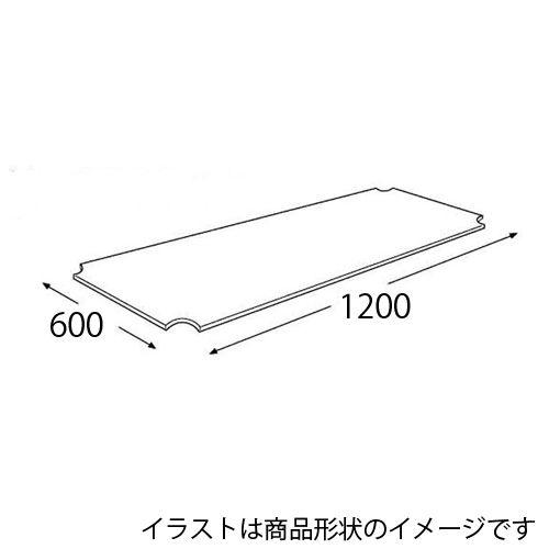 エレクター メタルラック ワイヤーシェルフ用アクリル板 H2448AB1
