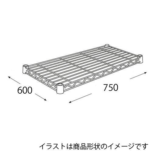 エレクター メタルラック ワイヤーシェルフ H2430C1