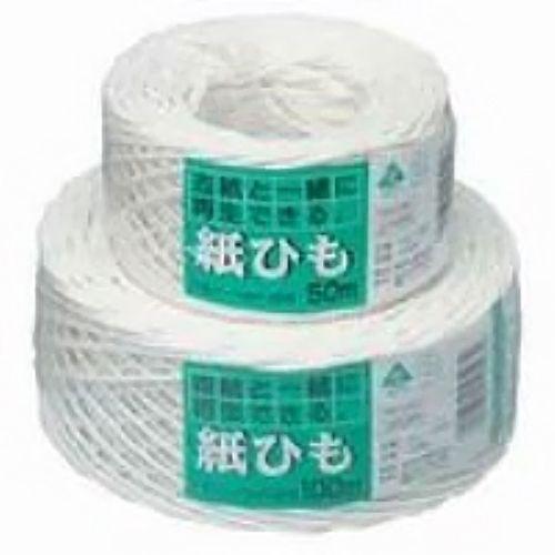 マルアイ 紙ひも NO.10 白 カヒ-10W