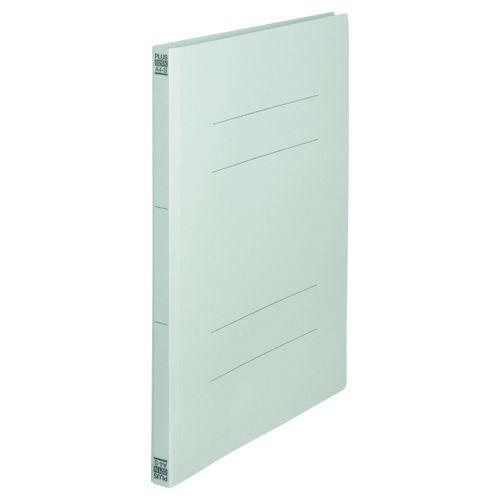 プラス フラットファイル A4S ブルー 10冊 No.021N
