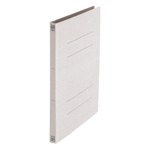 プラス フラットファイル A4S グレー 10冊 No.021N