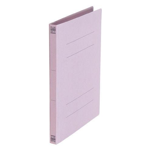 プラス フラットファイル A4S バイオレット 10冊 No.021N