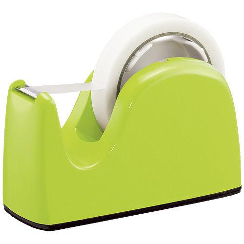 プラス テープカッター ライトグリーン TC-301