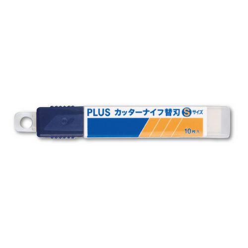 プラス カッターナイフ 替刃 Sサイズ CU-203