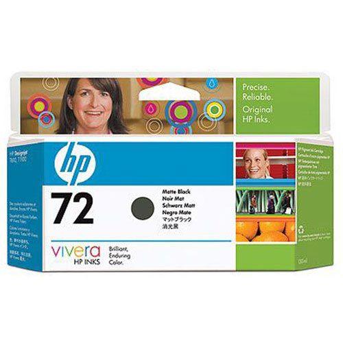 HP 純正インク カートリッツジHP72M ブラック