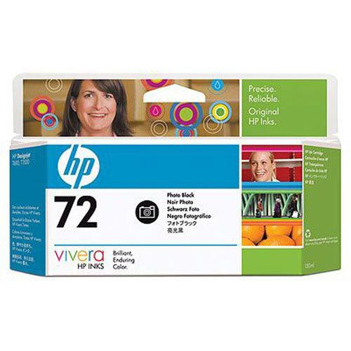HP 純正インク カートリッツジHP72F ブラック