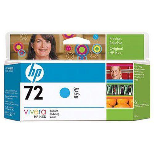 HP 純正インク カートリッツジHP72 シアン