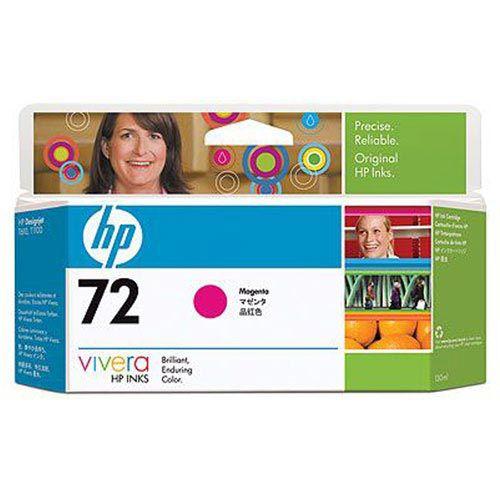 HP 純正インク カートリッツジHP72 マゼンタ
