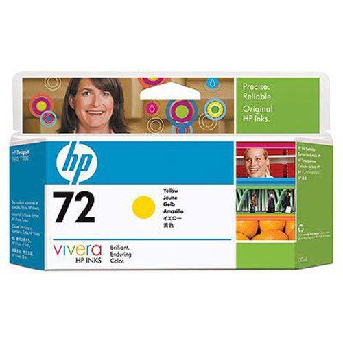 HP 純正インク カートリッツジHP72 イエロー