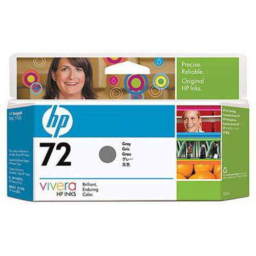 HP 純正インク カートリッツジHP72 グレー