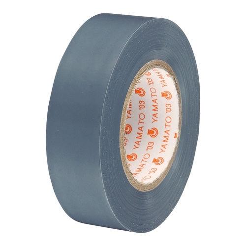ヤマト ビニールテープ NO200-19 19mm*10m 灰色