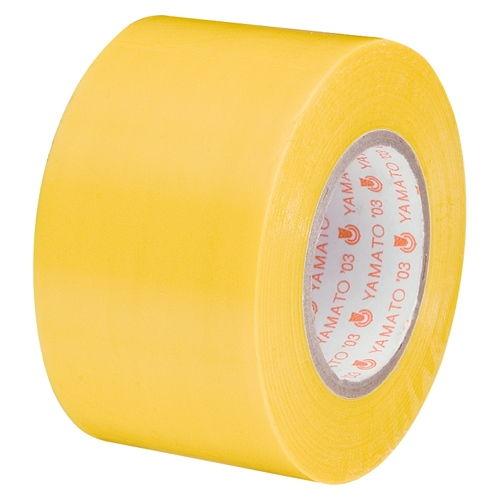 ヤマト ビニールテープ 38mm×10m 黄 NO200-38-1
