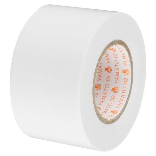 ヤマト ビニールテープ 38mm×10m 白 NO200-38-5