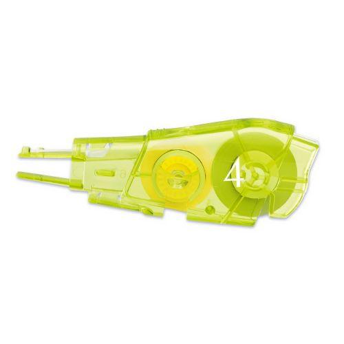 プラス 修正テープ ホワイパーPT 交換テープ グリーン WH-644R