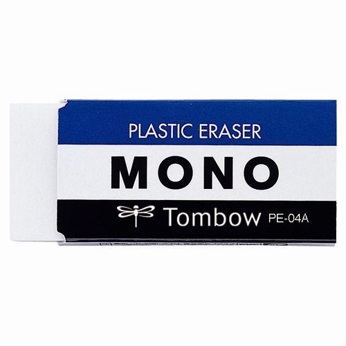 トンボ鉛筆 消しゴム MONO 大 PE-04A