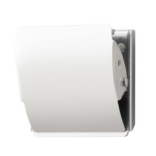 プラス マグネットクリップ L ホワイト CP-047MCR