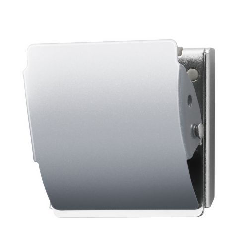 プラス マグネットクリップ L シルバー CP-047MCR