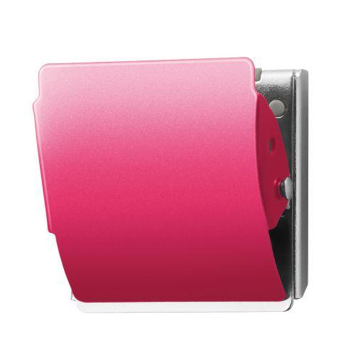 プラス マグネットクリップ M ピンク CP-040MCR