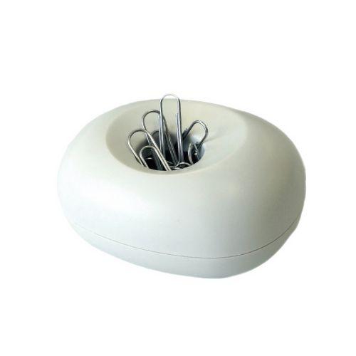 プラス クリップケース ホワイト CP-500